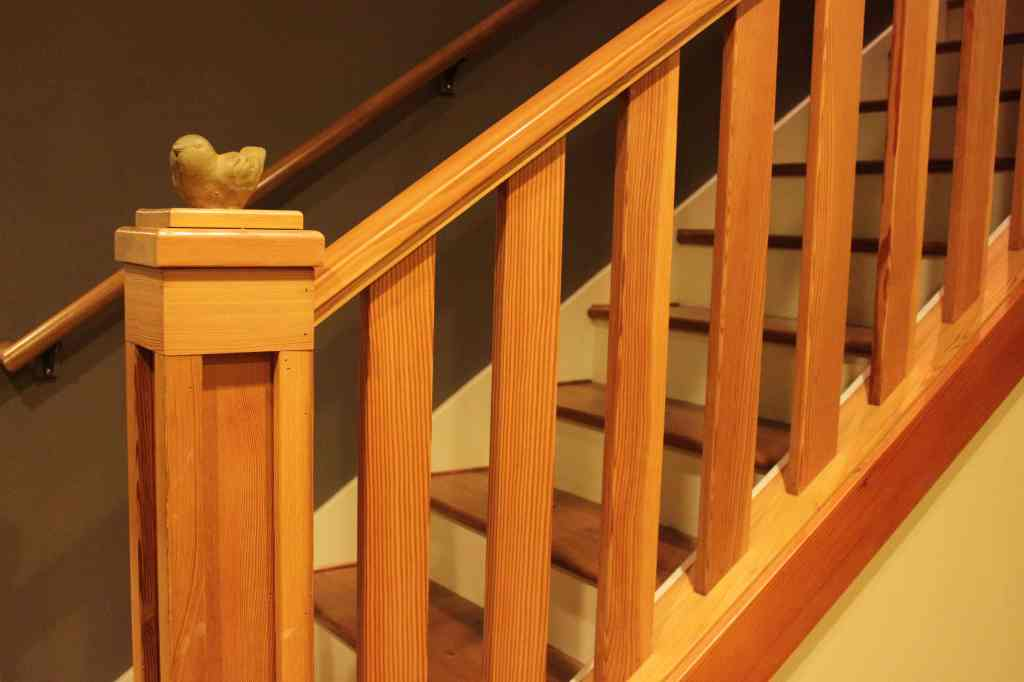 Railing design, Interior design, fir railing, craftsman