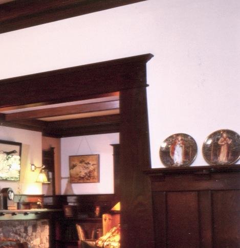 craftsman trim, craftsman moulding, craftsman style