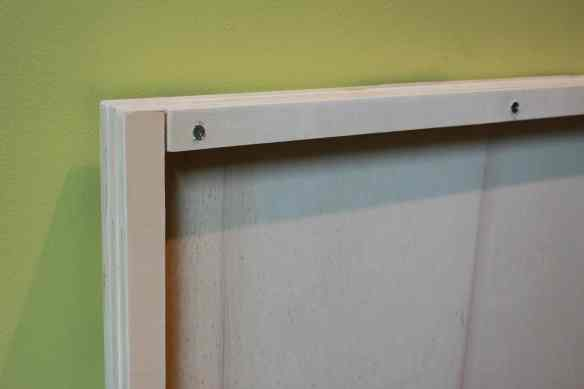 How to build a frame for art