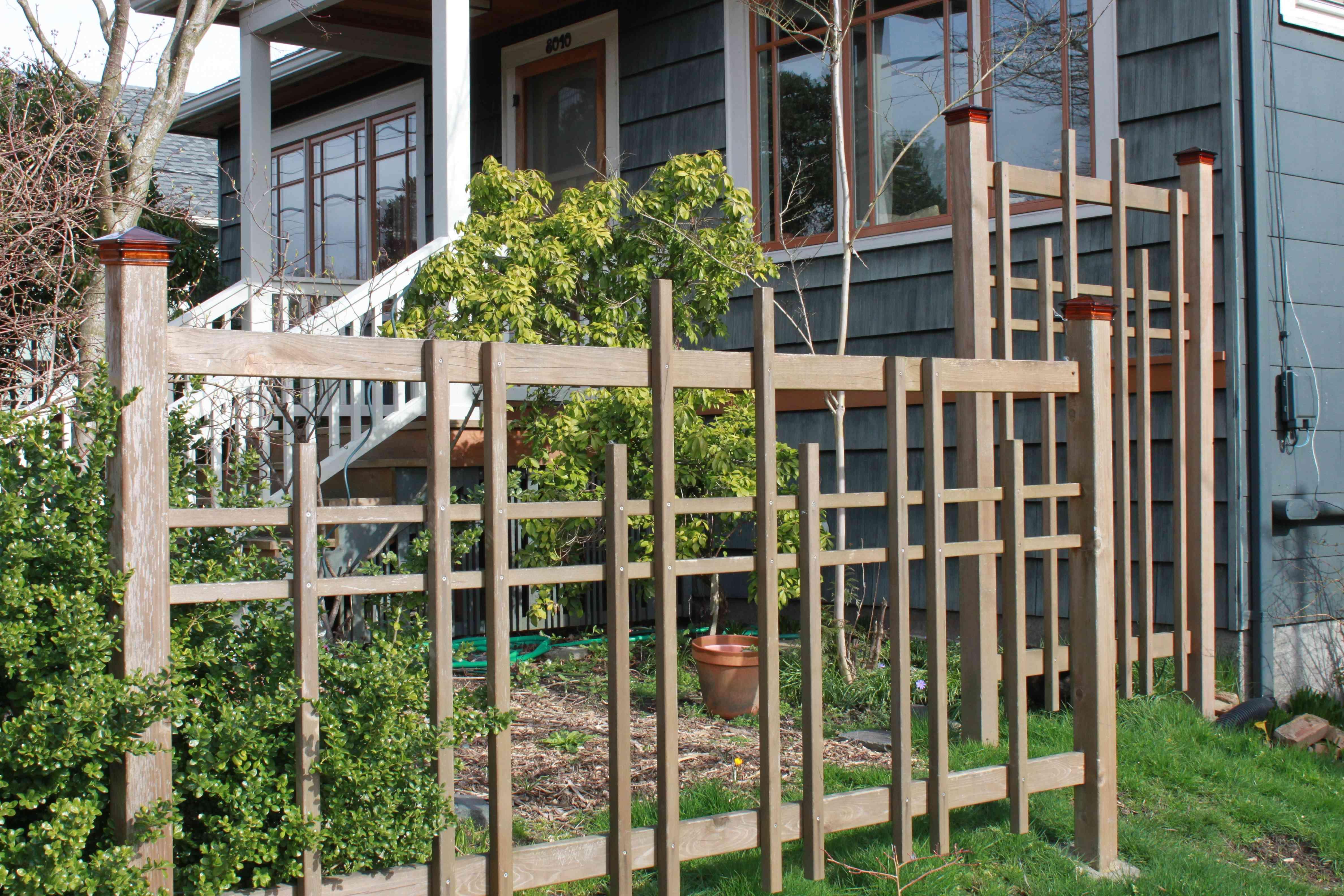 fence design hammer like a girlhammer like a girl