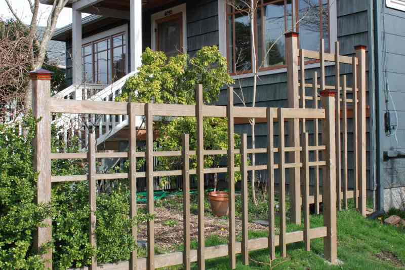 fence designs
