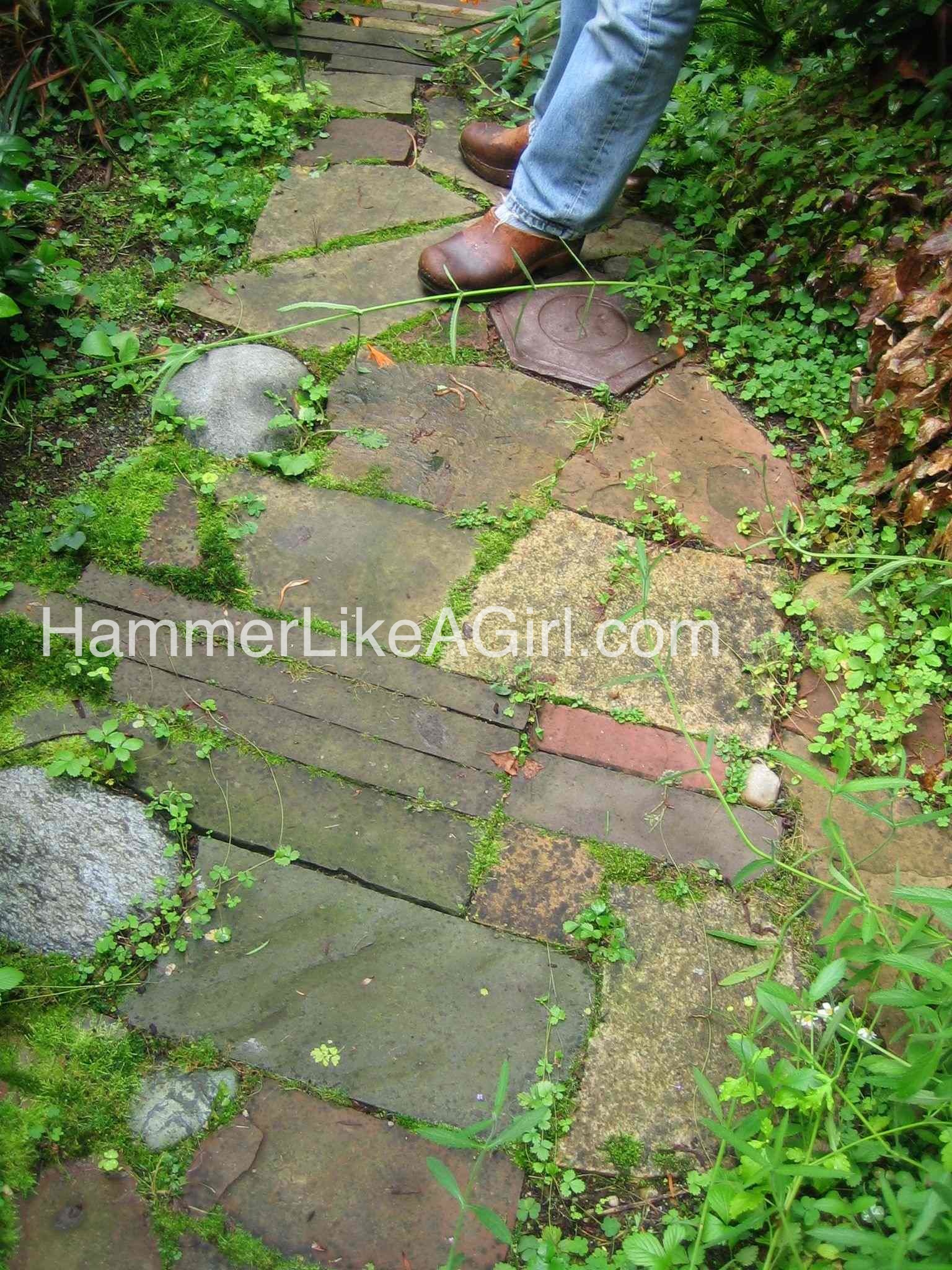 outdoor pathway ideas