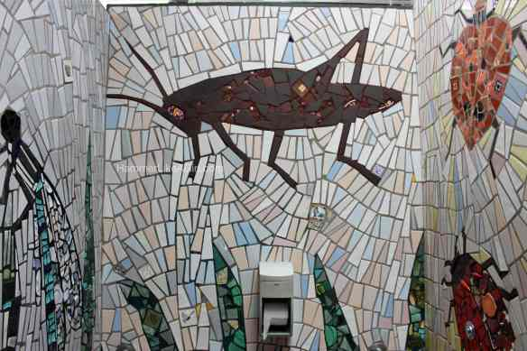 tile for mosaics - cricket