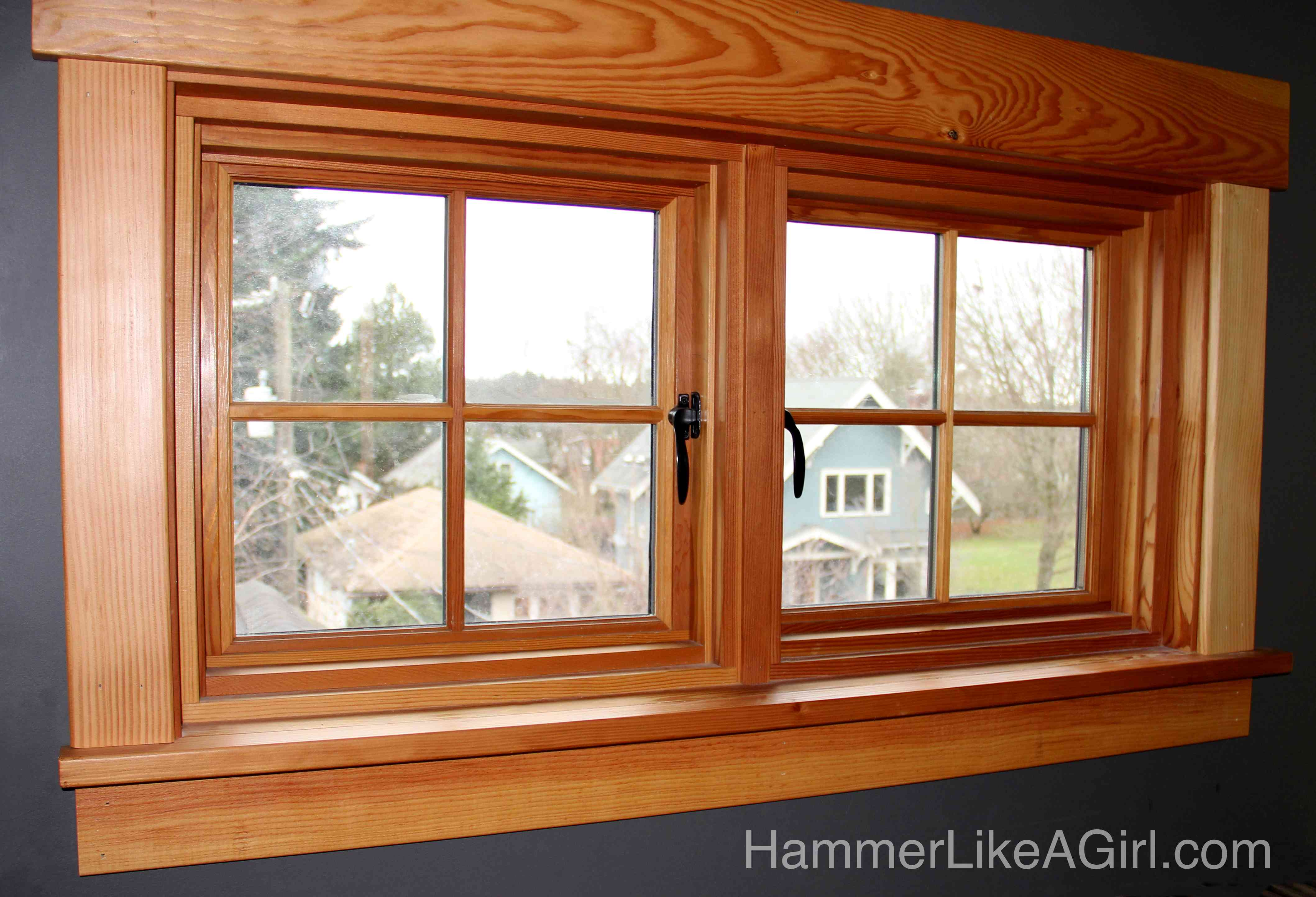 Wood Window Trim : Craftsman window trim joy studio design gallery best