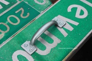 Designing with Street Signs, handle