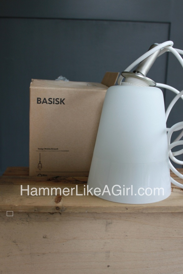 Original Ikea Pendant Light