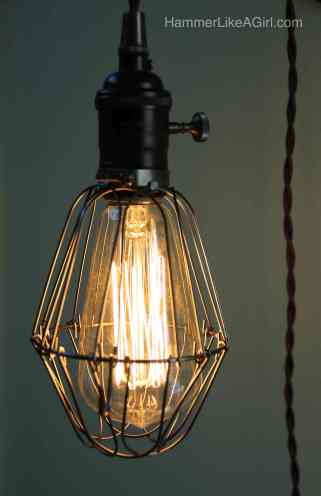 diy light, how to make a light fixture, interior design, salvage design, up cycle, green design